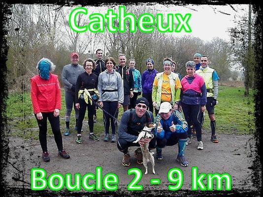 Sortie à Catheux avec JPh (dép60 - 9km - Sam28/03/2015)