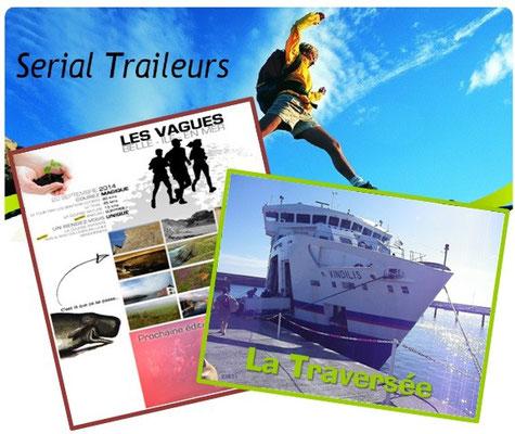 Trail de Belle Île en Mer (La Traversée aller & retour - Ven19/Dim21/09/2014)