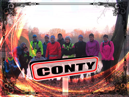 Sortie à Conty avec JPh (dép80 - 16/22km - Sam19/01/2019)