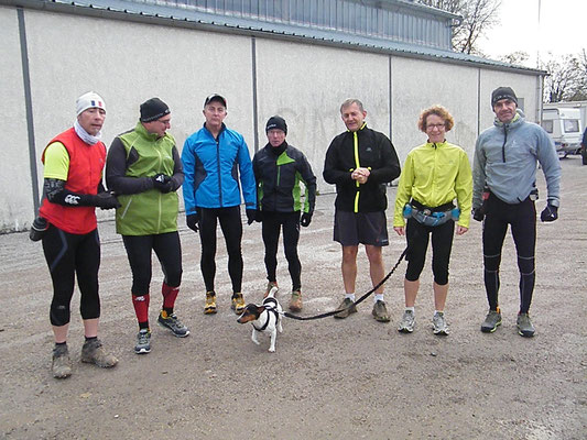 Sortie à Boves avec Martin (dép80 - 15+5km - Sam30/11/2013)