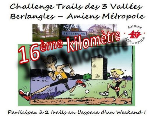 Trail de Bertangles 2015 - 16ème km (dép80 - 22km - Dim05/04/2015)
