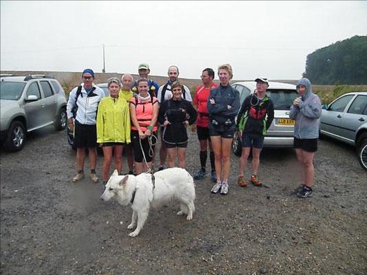 Sortie à Lavacquerie avec Gaétan (dép60 - 20km - Sam24/08/2013)