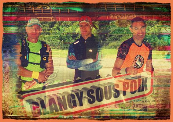Sortie à Blangy sous Poix avec JPh (dép80 - 20km - Sam27/07/2019)