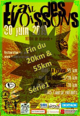 Trail des Evoissons 2019 - Fin du 20&55km série1 (Dép80 - 9/20/55km - Dim30/06/2019)