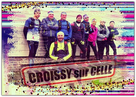 Sortie à Croissy/Celle avec Martin (dép60 - 15/17km - Sam18/01/2020)