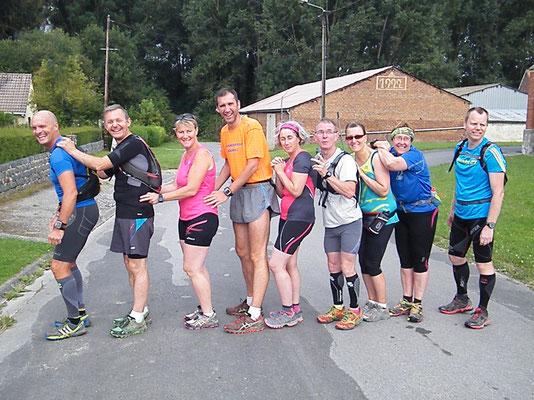 Sortie à La Neuville Sire Bernard (dép80 - 16/20km - Sam02/08/2014)