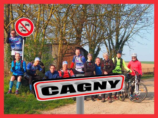 Sortie à Cagny avec Martin (dép80 - 15km - Sam06/04/2019)