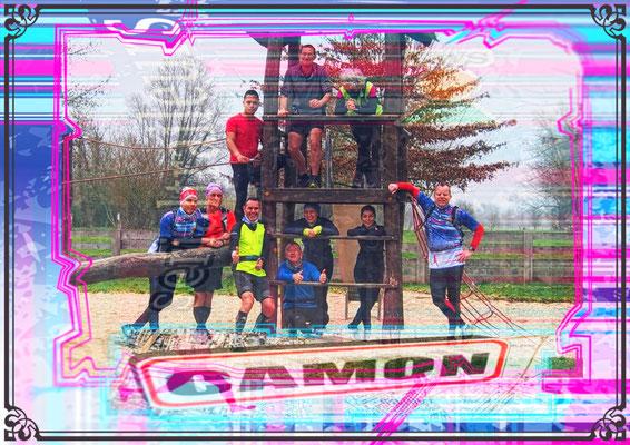Sortie à Camon avec Martin (dép80 - 15/17km - Sam23/03/2019)