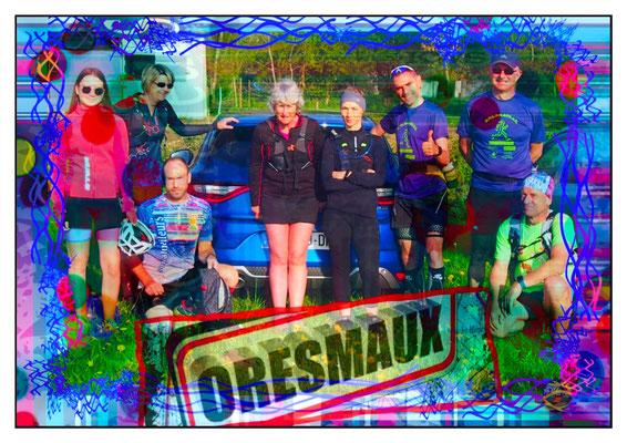 Sortie à Oresmaux avec JPh (dép80 - 13/21km - Sam20/04/2019)