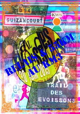 "Trail des Evoissons - Album ""BD"" - Relais&55km au km3 (Dim30/06/2019)"