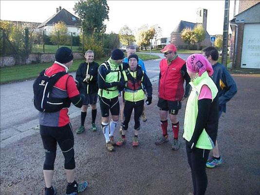 Sortie au départ de Lawarde-Mauger avec Martin (dép80 - 11+12km - Sam09/11/2013)