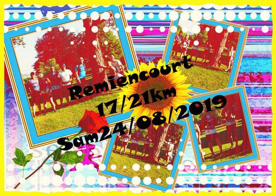 """Album """"BD"""", sortie à Remiencourt avec Martin (dép80 - 17/21km - Sam24/08/2019)"""