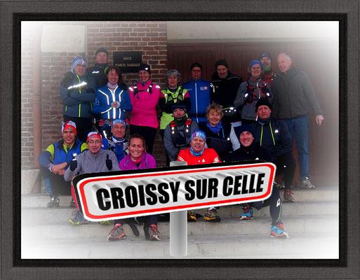 Sortie à Croissy/Celle avec Martin (dép60 - 15/17/20km - Sam12/01/2019)