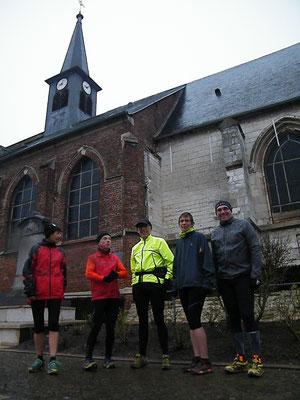 Sortie à Cagny avec Martin (dép80 - 16km - Sam13/12/2014)