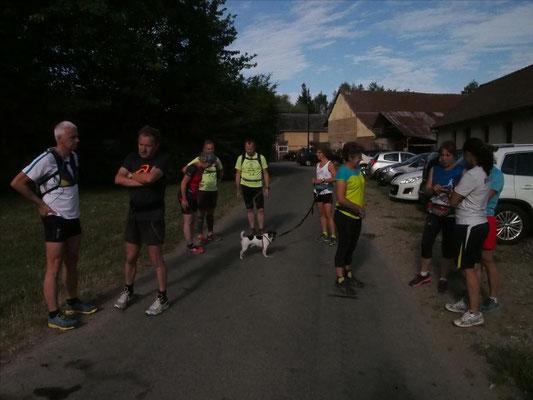 Sortie à Luzières avec JPh (dép80 - 9/17km - Sam18/07/2015)