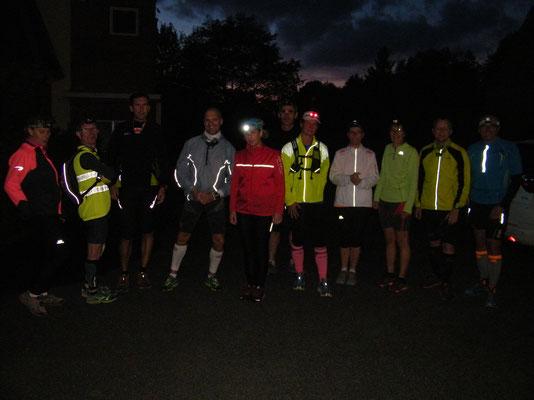 Sortie nocturne à Vers/Selle avec JPh (dép80 - 16km - Sam11/10/2014)