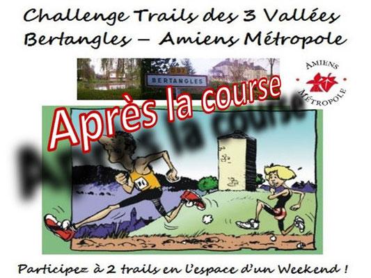 Trail de bertangles 2015 - Après la course (dép80 - 22km - Dim05/04/2015)