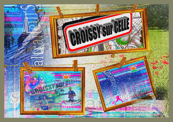 Pêle-mêle, sortie à Croissy/Celle avec JJ&JPh (dép60 - 10/15/22km - Sam30/05/2020)