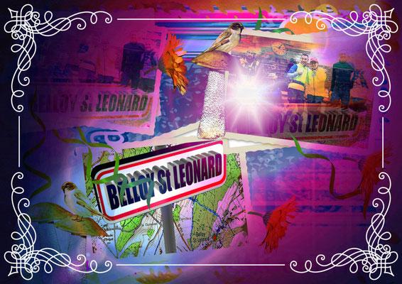 """""""Pêle-mêle"""", sortie à Belloy St Léonard avec JPh (dép80 - 9/15/19km - Ven01/11/2019)"""