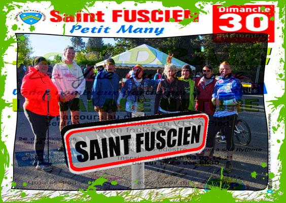 La Cidraie (St Fuscien - dép80 - 8/16/24km - Dim30/09/2018)