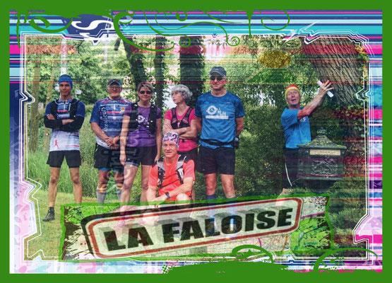 Sortie à La Faloise avec Martin (dép80 - 16km - Sam25/05/2019)