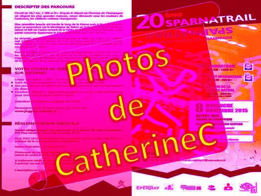 Sparnatrail 2015 - Photos de Catherine C (Epernay - dép51 - 15/32/57km - Dim08/11/2015)