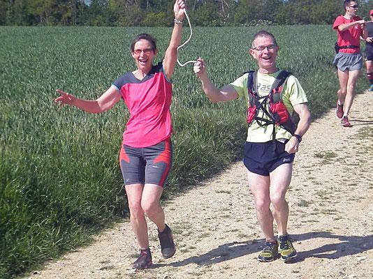 """Reco """"Elle et Lui"""" au départ de Vers/Selle (dép80 - 11+10km - Sam17/05/2014)"""