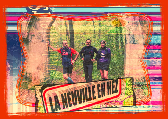 Sortie à La Neuville en Hez avec Johan (dép60 - 20km - Mer01/05/2019)