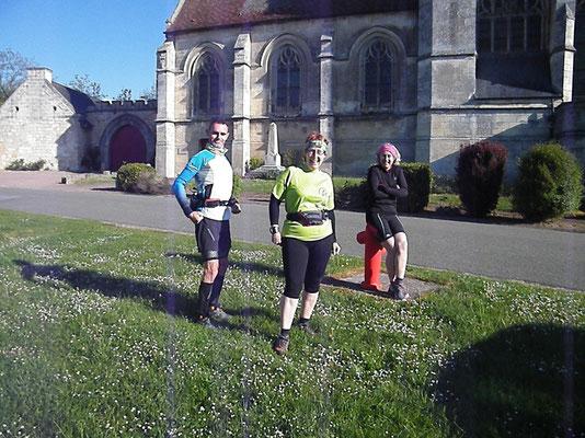 Sortie à Folleville avec Martin (dép80 - 17+8km - Sam03/05/2014)
