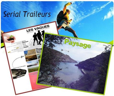 Trail de Belle Île en Mer (Les Paysages)