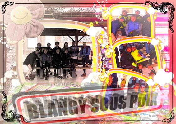 """""""Pêle-mêle"""", sortie à Blangy sous Poix avec JPh (dép80 - 11/16/19km - Sam14/12/2019)"""