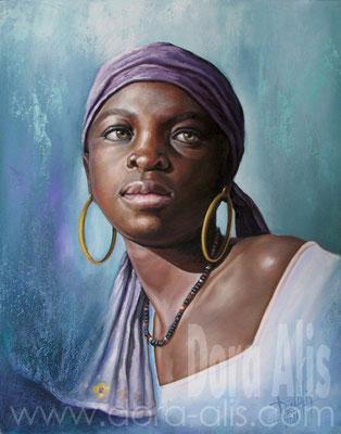 African Girl 52