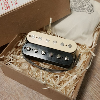 PAF Hot Humbucker Vintage Clone Pickups artys-custom-guitars.com