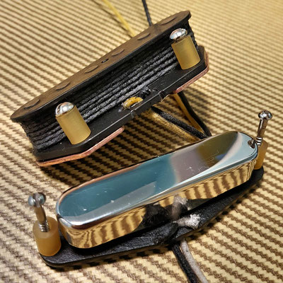 Broadcaster Nocaster Arty's Vintage Clone Pickups for Telecaster Arty's Custom Guitars