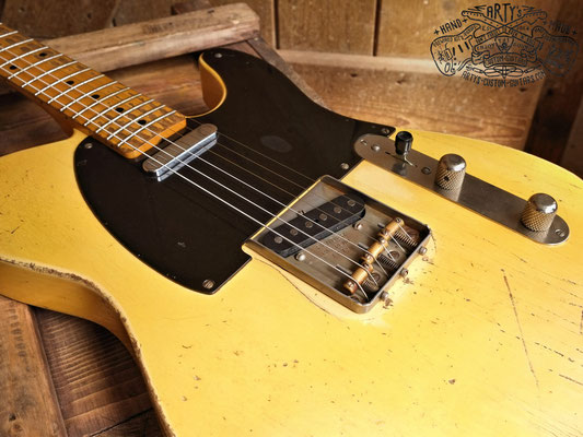 Gallery Arty\'s Custom Guitars - Arty\'s Custom Guitars prewired ...