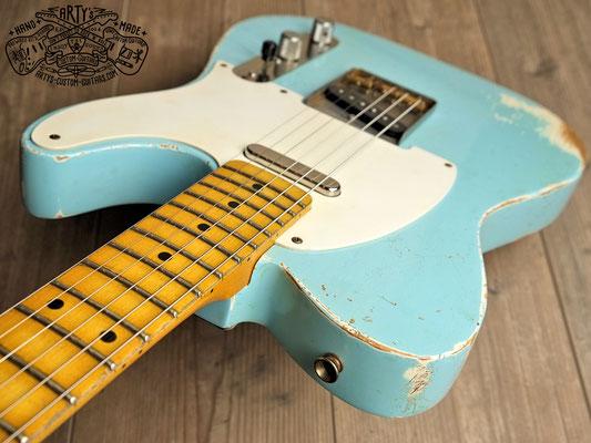 Gallery Arty\'s Custom Guitars - Arty\'s prewired Guitar Kits ...
