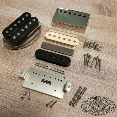 P.A.F. Hot Humbucker Arty's Custom Guitars Vintage Clone Pickup