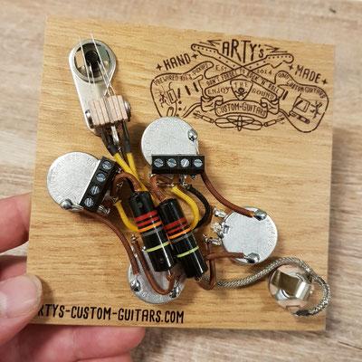 Gibson SG Solderless Prewired Kit Arty's Custom Guitars
