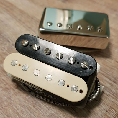 PAF Humbucker Vintage Clone Pickup www.artys-custom-guitars.com