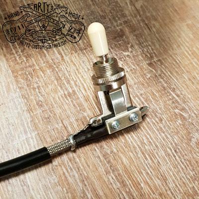ES-175 PREWIRED KIT Wiring Harness Arty's Custom Guitars artys-custom-guitars.com