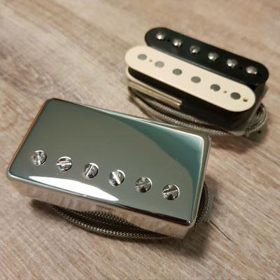P.A.F. Vintage Clone Pickup artys-custom-guitars.com