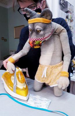 100 Masken für Berliner Tafel