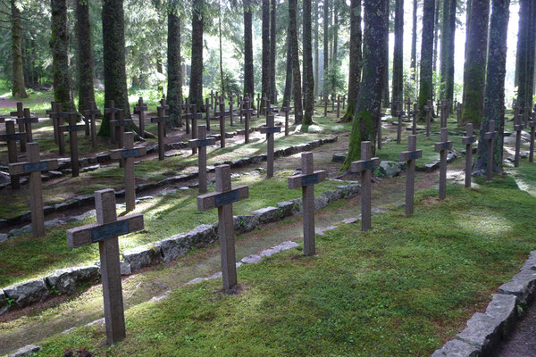 Soldatenfriedhof Cimetière Duchesne