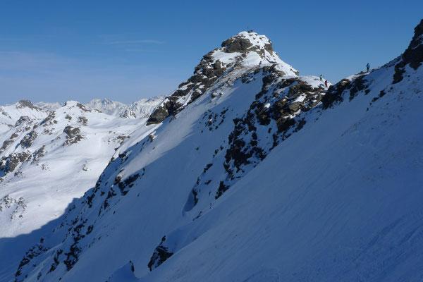 Gipfel des Riedchopfs