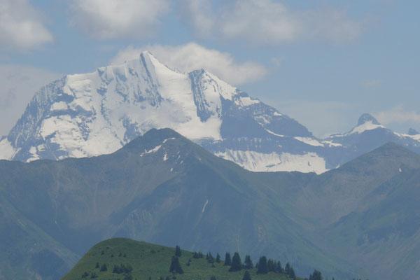 Doldenhorn, einer der hohen Berner