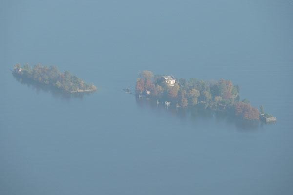 Brissago Inseln vom Rifugio Al Legn