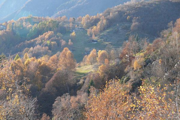 Beim Monte di Comino