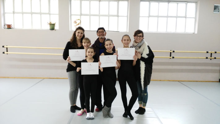 Stage di Contemporaneo con Eugenio De Mello (Brasile)