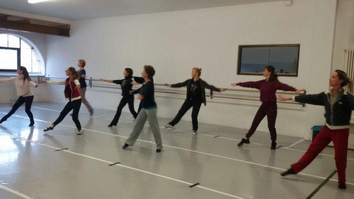 Corso di formazione per insegnanti di danza classica col Mariella Ermini (Accademia Nazionale Roma)