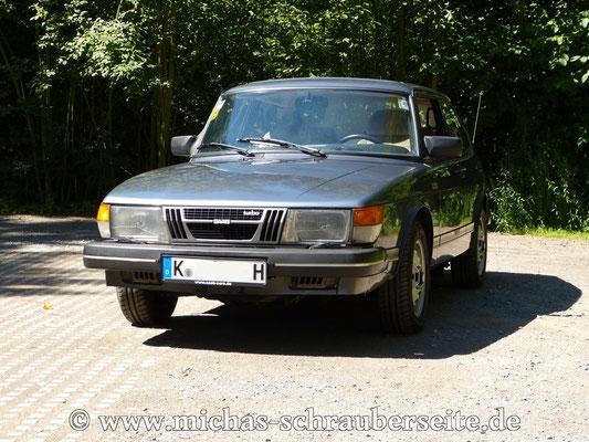 SAAB 900 8V-Turbo 1982